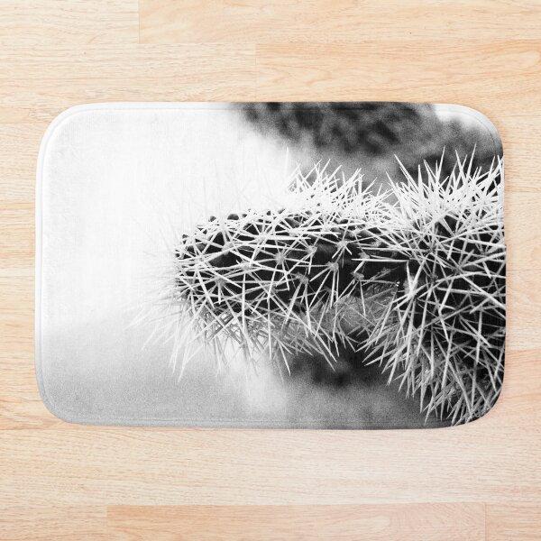 Cactus Graa  Bath Mat