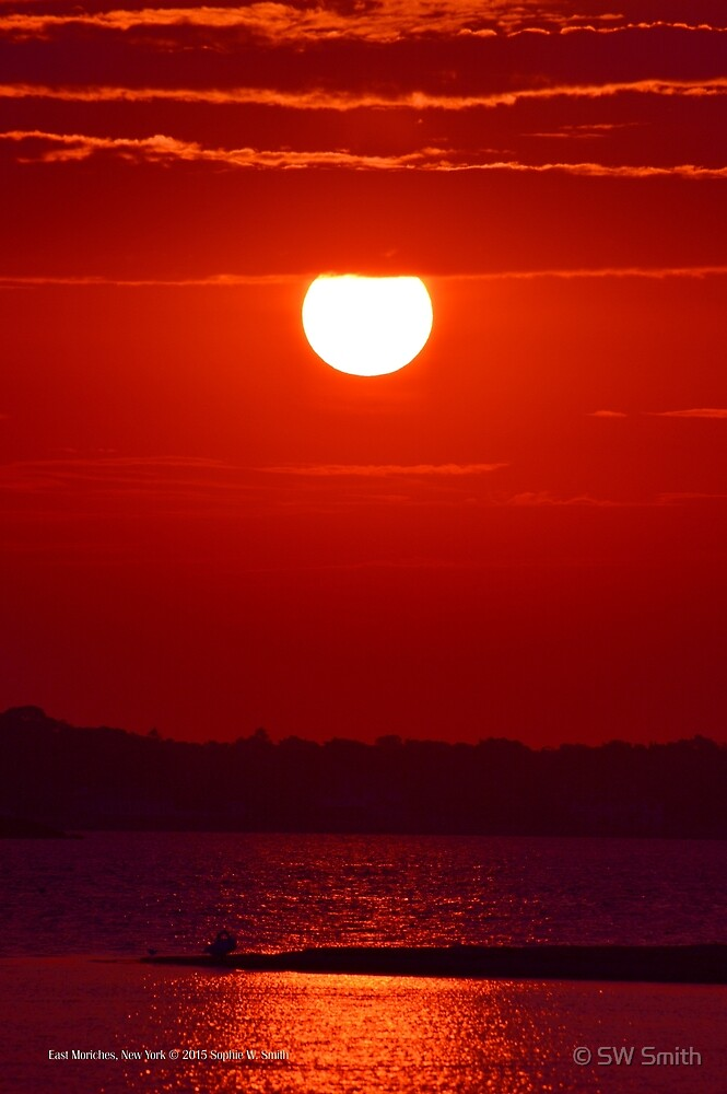 Sun | East Moriches, New York by © Sophie W. Smith