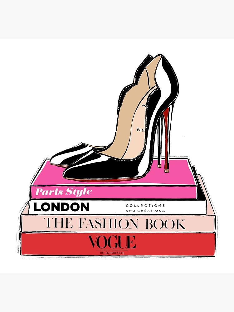 fashion heels canvas by alexaferragamo