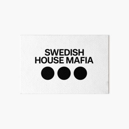 Logotipo de Swedish House Mafia 2019 Lámina rígida