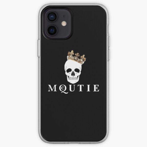 ¡Tal McQUTIE! Funda blanda para iPhone