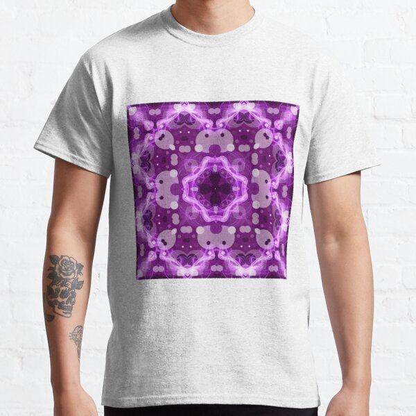 Electric Purple Classic T-Shirt