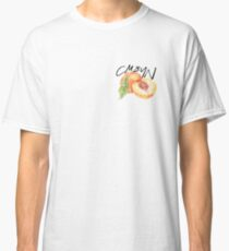 Call Me By Your Name Peach  Classic T-Shirt