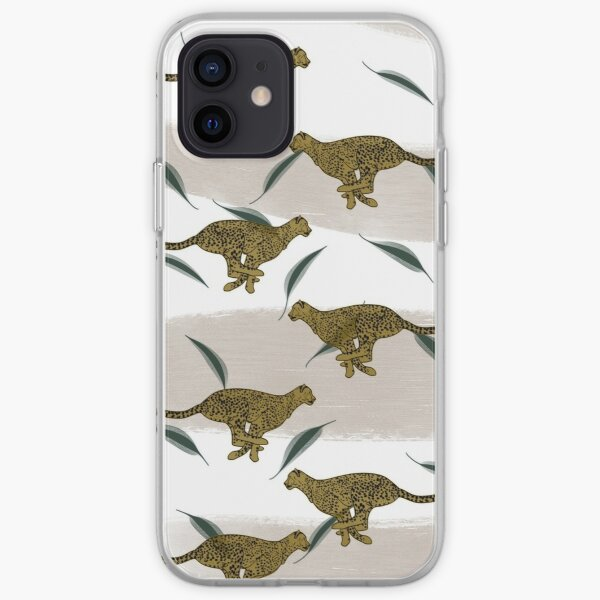 Hustling like the Cheetahs iPhone Soft Case