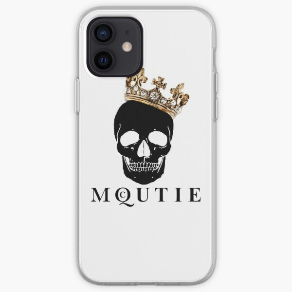 ¡qué McQUTIE! Funda blanda para iPhone