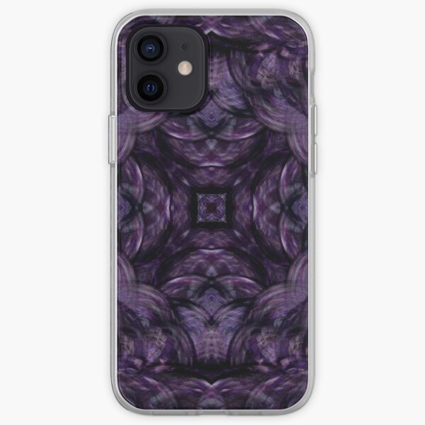 Deep Purple iPhone Soft Case