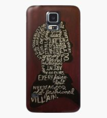 Moriarty Was Real Case/Skin for Samsung Galaxy