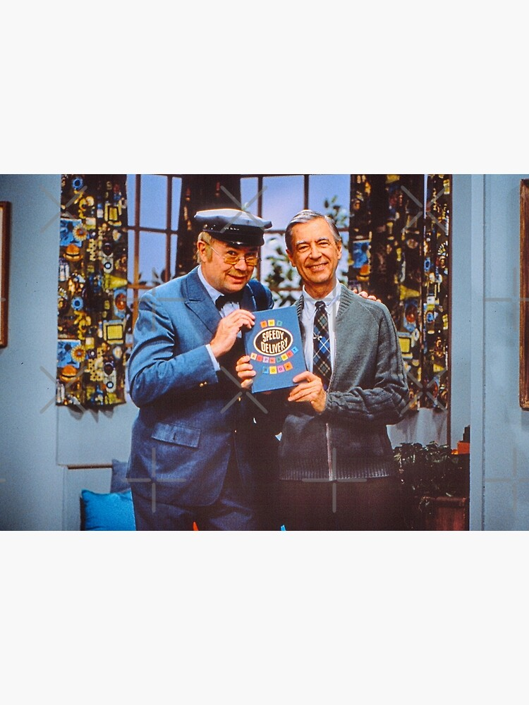 Mister McFeely and Mr. Rogers by CCfactory