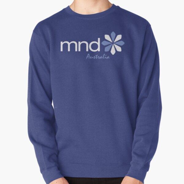 MND Australia Logo Pullover Sweatshirt