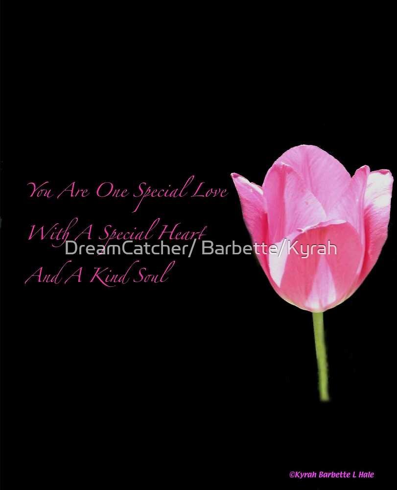 Special Love by DreamCatcher/ Kyrah