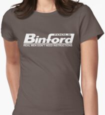 Binford Tools Home Improvement Women's Fitted T-Shirt
