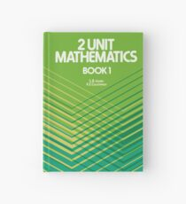 HSC Jones & Couchman 2 Unit Maths Hardcover Journal