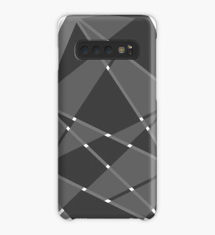Gewebte Reprise Hülle & Klebefolie für Samsung Galaxy