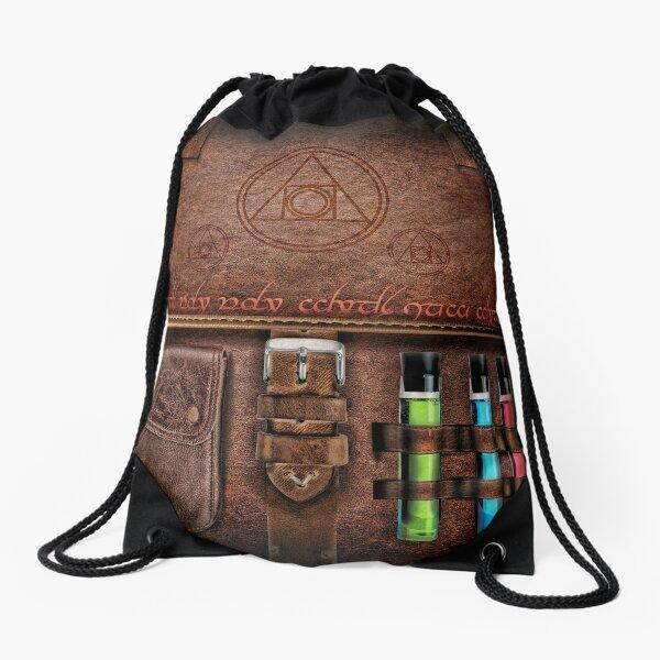 Alchemist Bag  Drawstring Bag