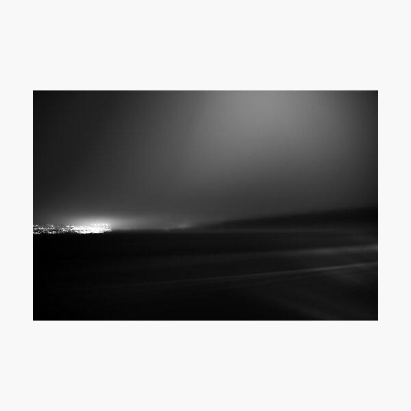 Distant Cities  Photographic Print
