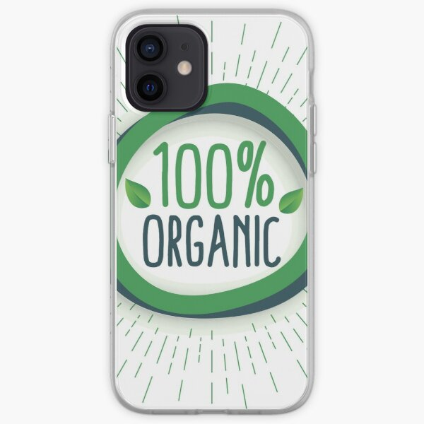 Organic iPhone Soft Case