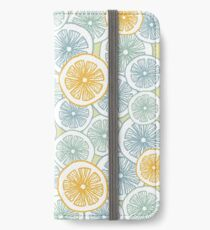 Citrus Medley iPhone Wallet/Case/Skin
