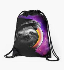 ASTROSLOTH 2015 - CHOOSE BLACK Drawstring Bag