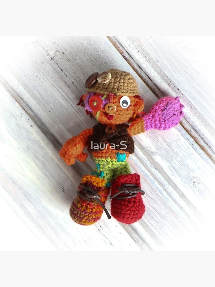 Amigurumi Toys: Sarışın Lola Doll | Связаные крючком куклы ... | 1000x750
