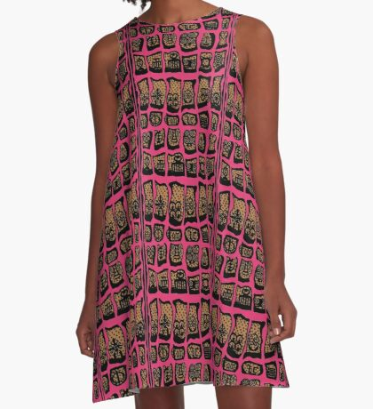 FBeauty Pisces A-Line Dress