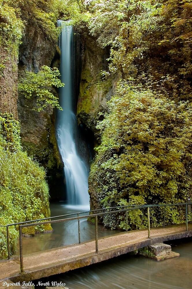 Dyserth Falls, North Wales by davidrhscott