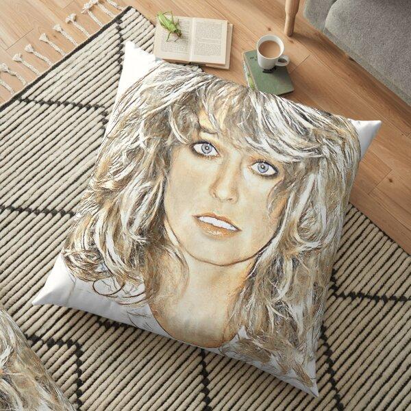 MyFarrah.com Floor Pillow