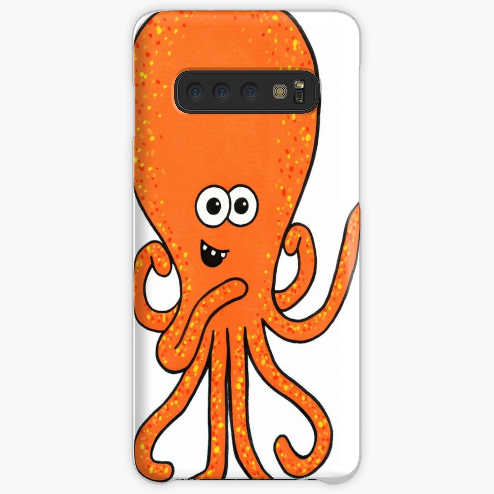 Phil the Kraken 2 Case & Skin for Samsung Galaxy