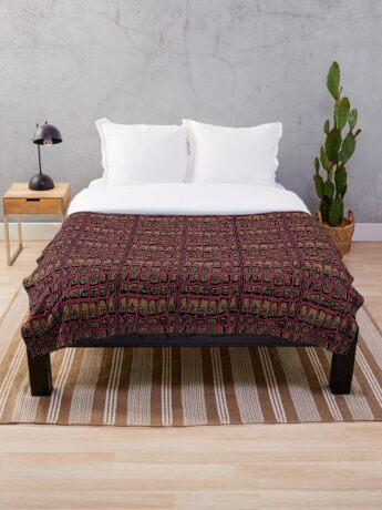 FBeauty Pomerac Throw Blanket