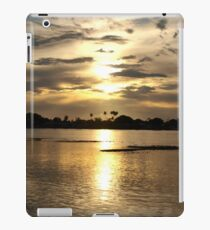 Shining waters iPad Case/Skin