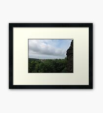 The View From Blarney Castle Framed Print