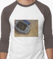 Gameboy Advance Men's Baseball ¾ T-Shirt