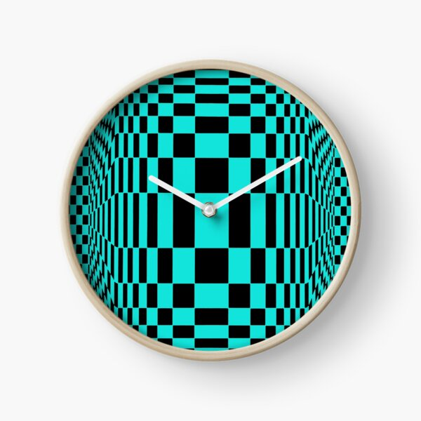 #OpArt, #visual #illusion, #VisualArt, opticalart, opticalillusion, opticalillusionart, opticalartillusion, psyhodelic, psichodelic, psyhodelicart Clock