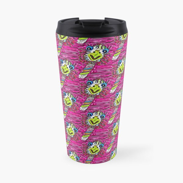 The Crazy Emu! Travel Mug