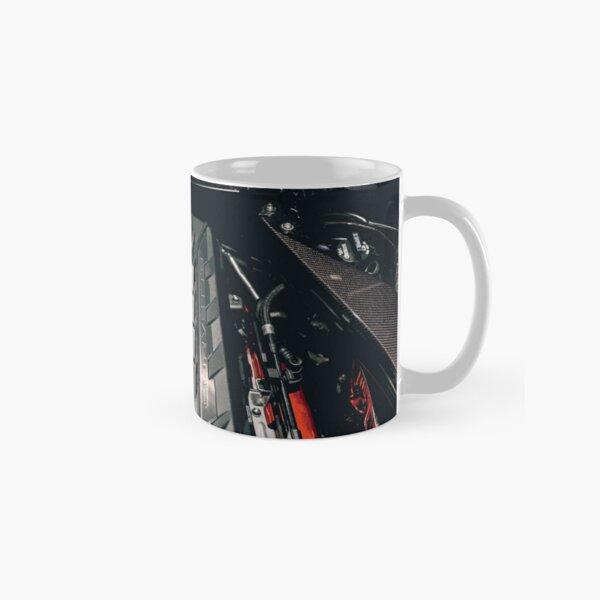 Chevrolet Corvette C8 Engine Classic Mug