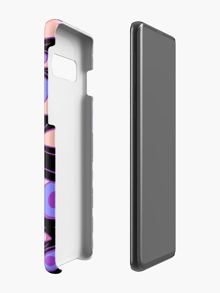 Alternate view of Watching II Case & Skin for Samsung Galaxy