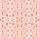 Kaleidoscopic Cretto #redbubble #pattern by designdn