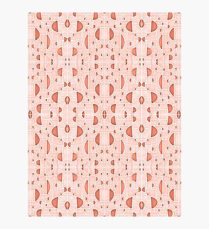 Kaleidoscopic Cretto #redbubble #pattern Photographic Print