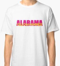 State of Alabama, Yellowhammer State, Nickname of Alabama Classic T-Shirt