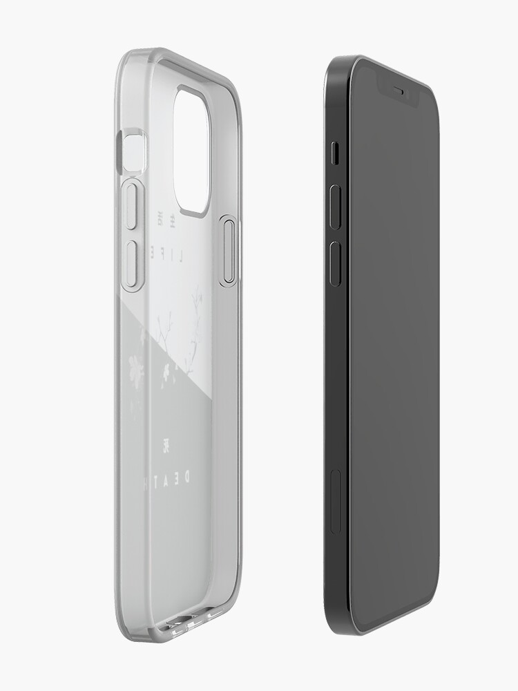Alternate view of Life Or Death iPhone Case & Cover