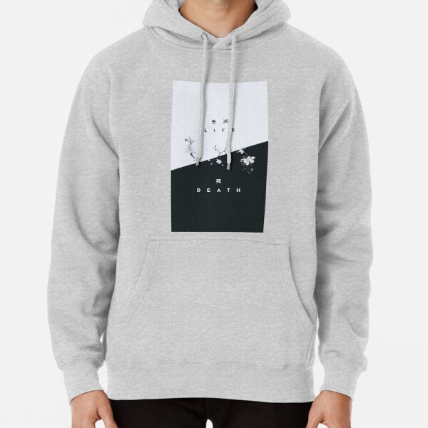 Life Or Death Pullover Hoodie