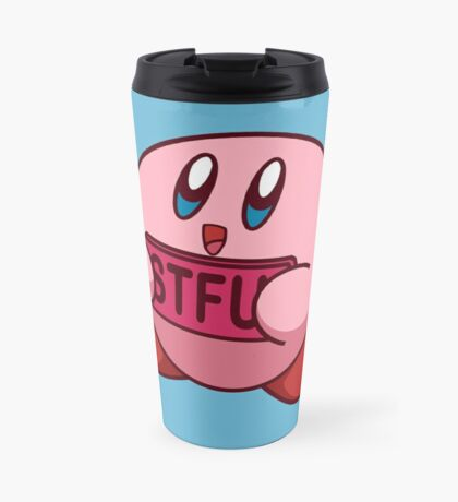 STFU Kirby Travel Mug