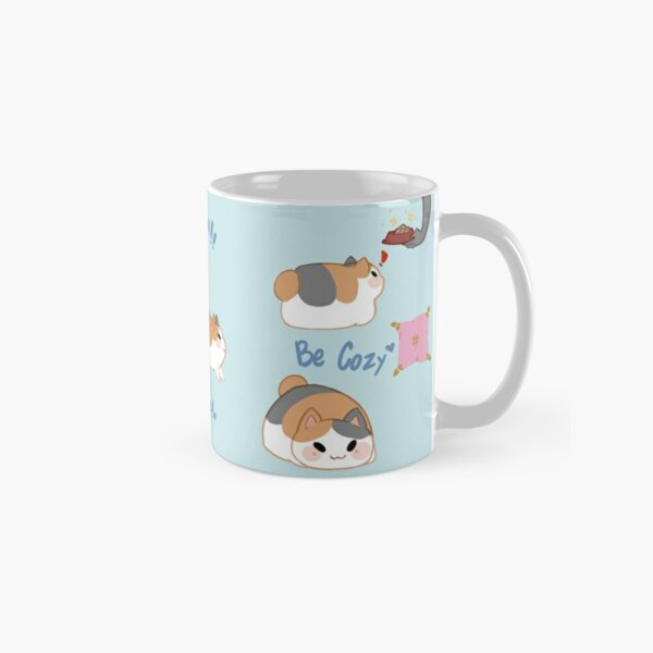 Cozy Fat Cat Classic Mug