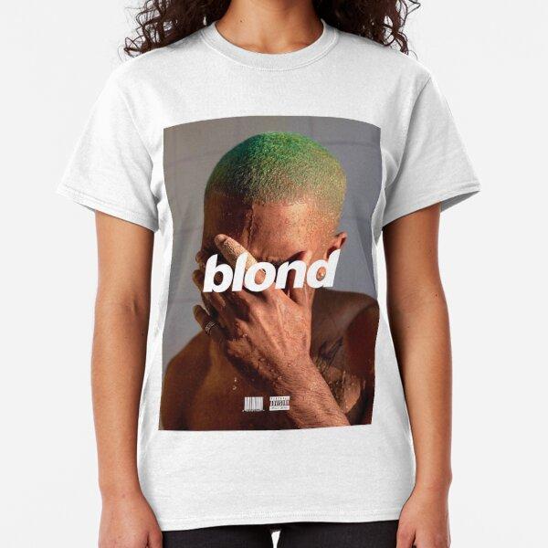 """Frank Ocean """"blond"""" Classic T-Shirt"""
