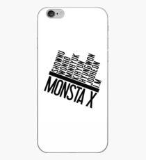 Monsta X Member Names List iPhone Case