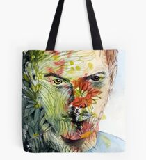The Green Man Emerges Tote Bag