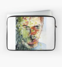 The Green Man Emerges Laptop Sleeve