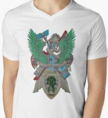 Dark Angels Deathwing Men's V-Neck T-Shirt