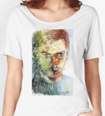 The Green Man Emerges Relaxed Fit T-Shirt