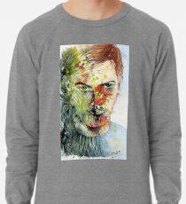 The Green Man Emerges Lightweight Sweatshirt