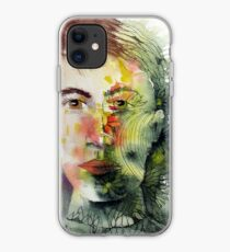 The Green Man Recedes iPhone Case